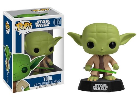 Yoda Star Wars Funko Pop! Vinyl Figure || Йода