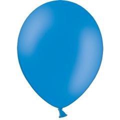 Шар (5''/13 см) Синий, пастель, 100 шт.