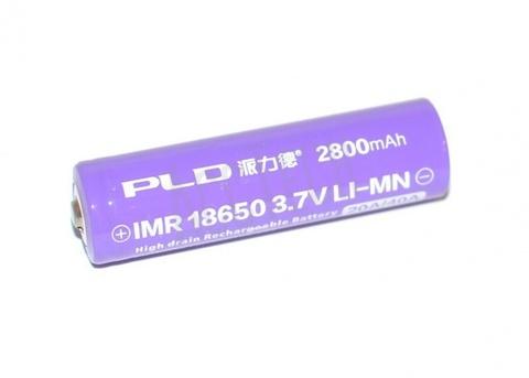 Аккумулятор PLD IMR 18650 3.7V 2800 LI-MN