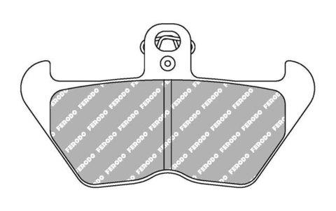 Тормозные колодки Ferodo FDB2050P