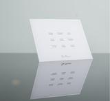 Сенсорный выключатель Contec Touch 3 диммируемых выхода