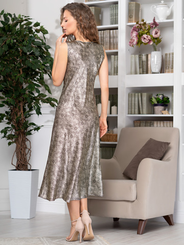Длинная женская сорочка MIA-AMORE  AJUR АЖУР 8778