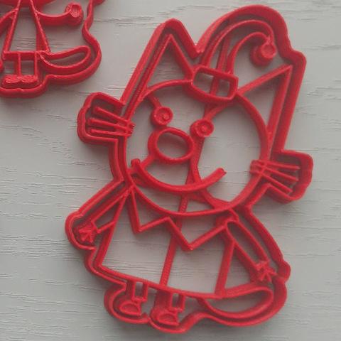 Три котика: Толстый Кот