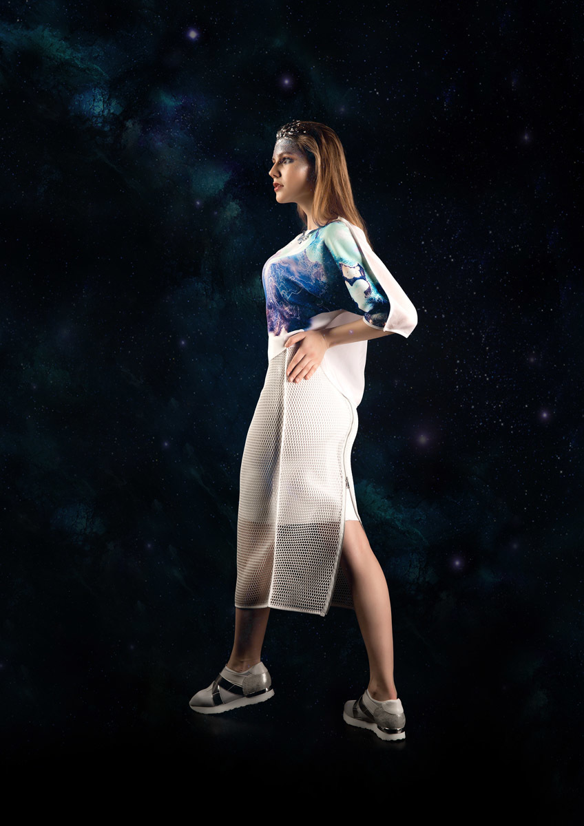 Джемпер и юбка «ENAUR»