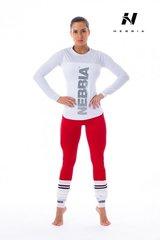 Женская футболка с дл. рукавом Nebbia CARBON 220