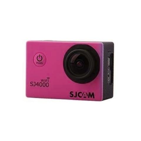 Экшн-камера JS4000-А 1080p Влагоустойчивая (Розовый)