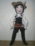 Кукла Мушкетер
