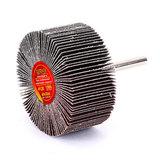Круг MESSER шлифовальный лепестковый с оправкой (на шпильке) 60х30х6  #120