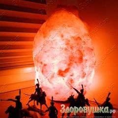 Солевая лампа Скала 18-22 кг