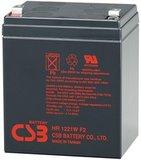 Аккумулятор  CSB HR1221W ( 12V 5Ah / 12В 5Ач ) - фотография