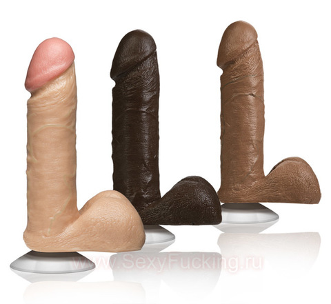Фаллоимитатор Realistic Cock 6'' (4 х 15,7 см) (цвета в ассортименте)