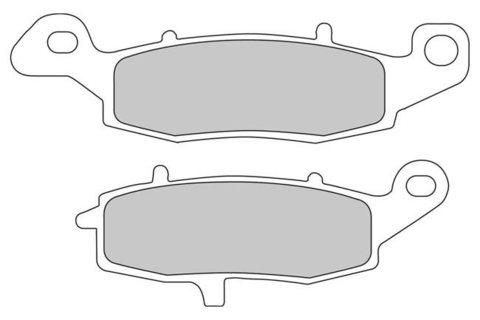 Тормозные колодки Ferodo FDB2049P