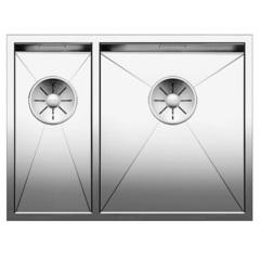 Мойка кухонная 58,5х44 см Blanco Zerox 340/180-IF 521612 фото