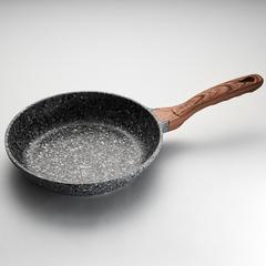 Сковорода Ø22см алюминиевая литая GRANITE Alpenkok AK-0090A/22N