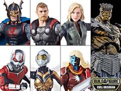 Марвел Легенд фигурки Мстители Война Бесконечности серия 02