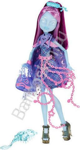 Кукла Monster High Киёми Хаунтерли (Kiyomi Haunterly) Хантед - Призрачные
