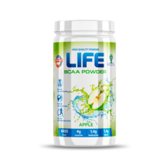 Life BCAA 400g apple