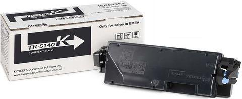 Тонер-картридж Kyocera черный TK-5140K ECOSYS P6130cdn/M6x30cdn. Ресурс 7000 стр.