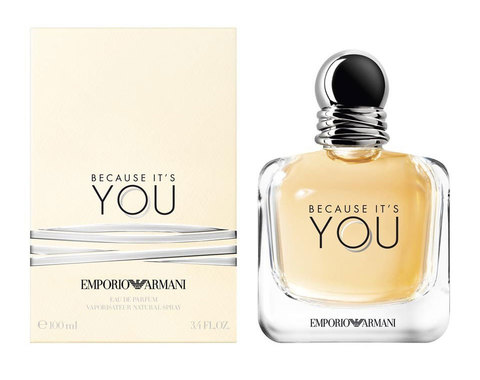 Парфюмерная вода Giorgio Armani Emporio armani because it`s you (wom) 100 ml
