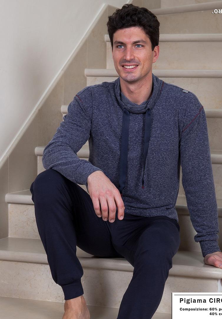 Комплект мужской домашней одежды Twisi
