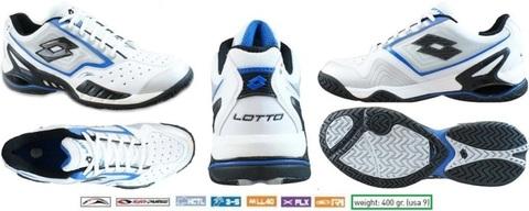 Кроссовки теннисные Lotto RAPTOR ULTRA N1035