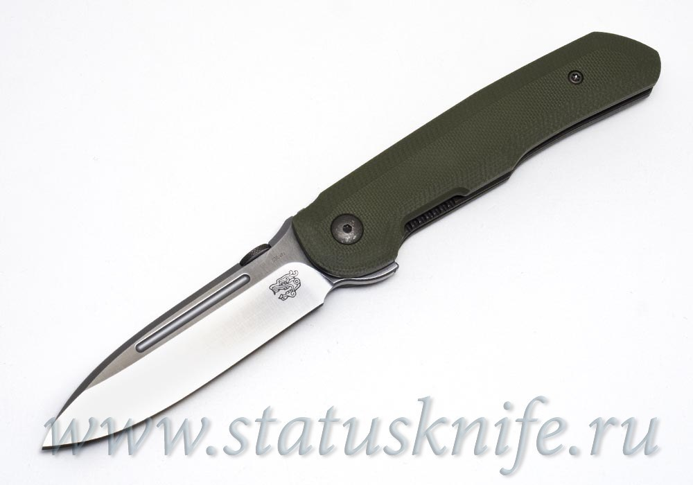 Нож Bob Terzuola Compact Tactical Folder OD Green
