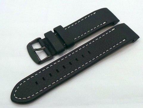 Ремешок кожаный для часов Восток Европа Анчар 5104142 5105184