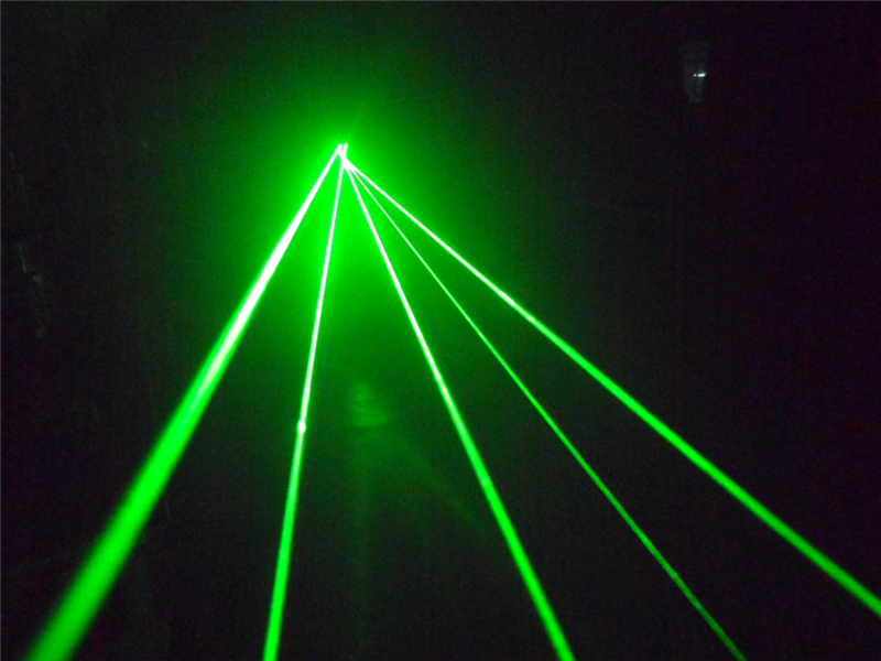 Green Laser Gloves, foto 3