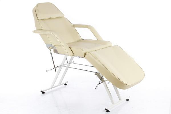 Стационарные кушетки косметолога, педикюрные кресла-кушетки RESTPRO Beauty-1 Cream, Педикюрное косметологическое кресло-кушетка Beauty_1_White_1_новый_размер.jpg