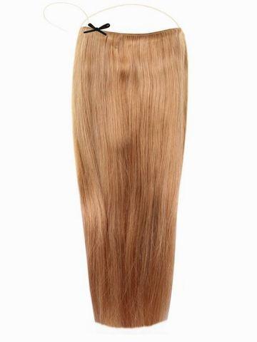 Волосы на леске Flip in- цвет #12- длина 70 см