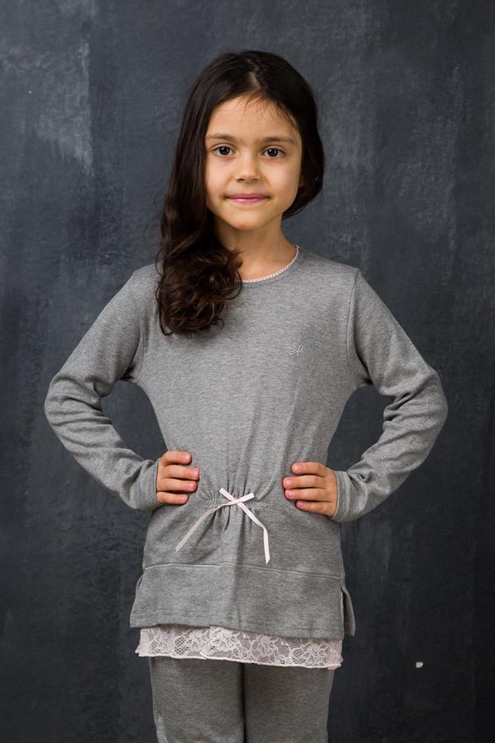 Детский домашний костюм для девочек La Perla (Для девочек)