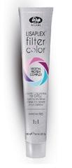 """Lisaplex Filter Color - кремово-гелевый безаммиачный краситель-фильтр с эффектом """"металлик"""""""