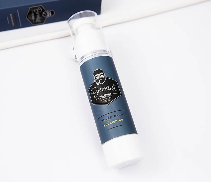 RAZ335-2 Питательный крем-бальзам для бороды Borodist Premium (50 мл)