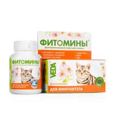 Фитомины для кошек для иммунитета 50гр