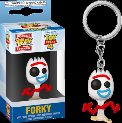 Брелок Вилкинс || POP! Toy Story 4 Forky