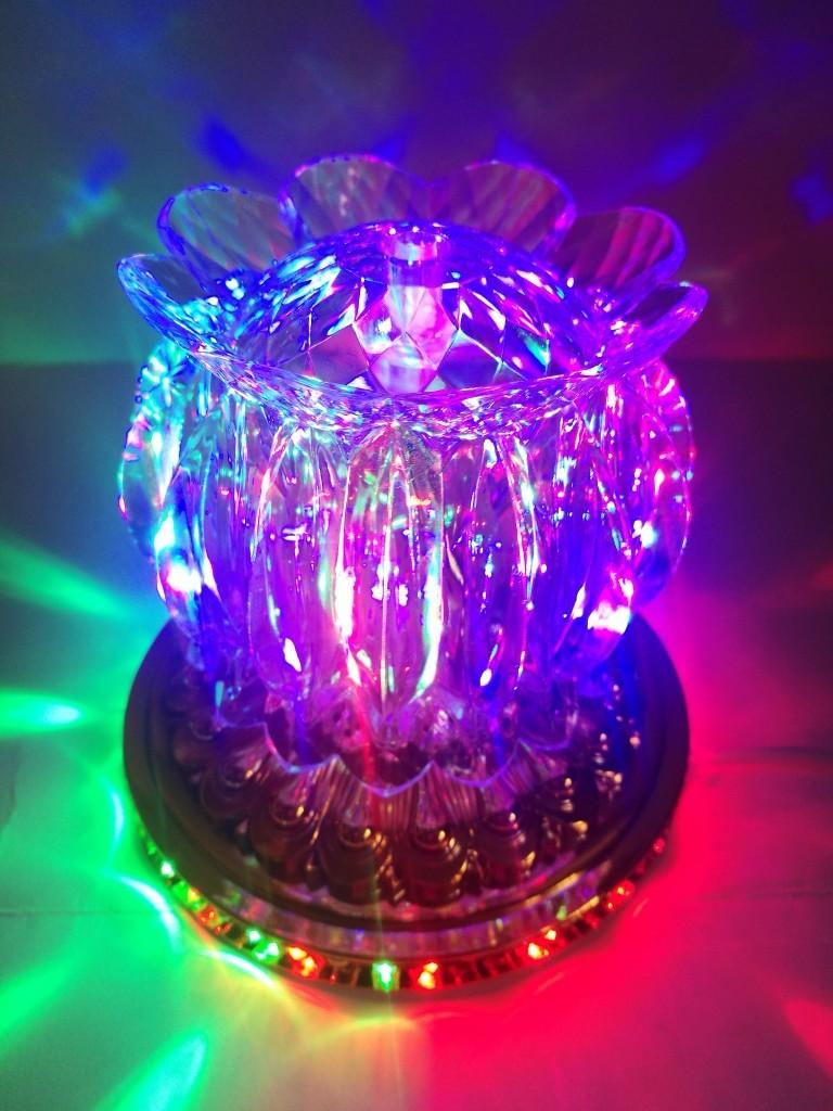 Светодиодиный LED-светильник Цветок