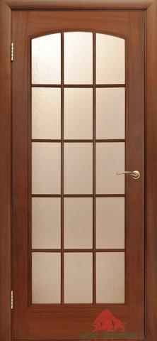 Дверь Двери Белоруссии Капри ПОО, цвет тон, остекленная
