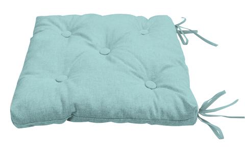 Подушка на стул Нosta голубой
