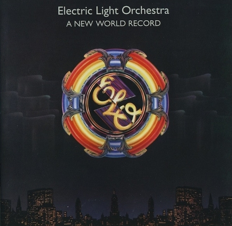 Electric Light Orchestra / A New World Record (CD)