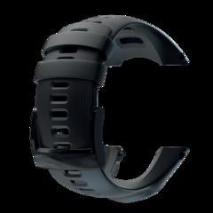 Ремешок для часов Suunto Ambit (черный силиконовый) SS021087000