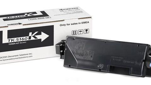Тонер-картридж Kyocera черный TK-5160K ECOSYS P7040cdn. Ресурс 16000 стр.