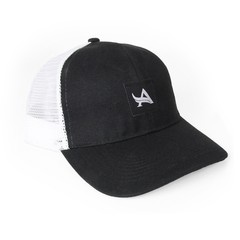 Бейсболка AE CAP TYPHOON BLACK/WHITE