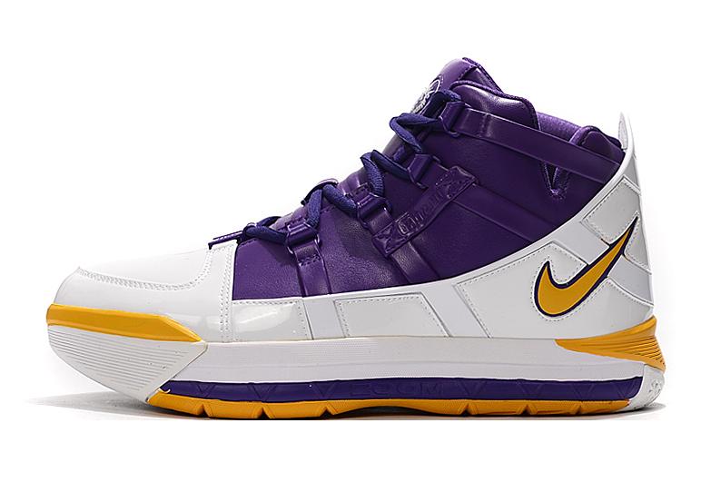 Nike Zoom LeBron 3 'lakers