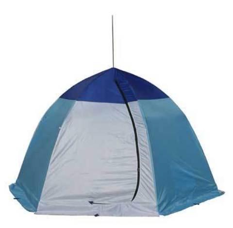 Палатка зимняя СТЭК Классика (3-местная) алюминиевая звезда