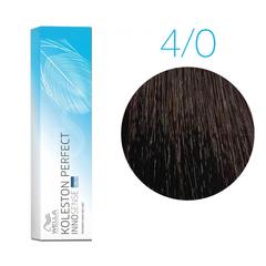 Wella Professionals Koleston Perfect Innosense 4/0 (Коричневый) - Стойкая крем-краска для волос