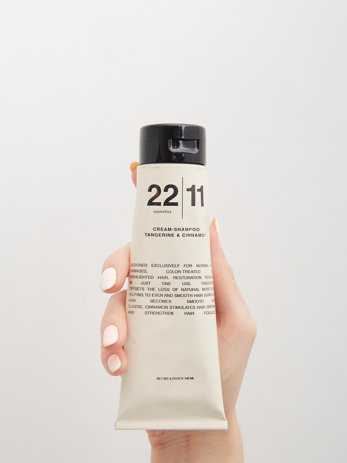 Шампунь 22|11 Tangerine & Cinnamon