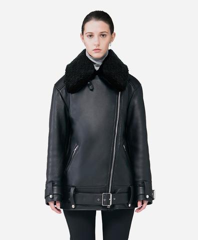 Кожаная куртка Winter Moto Jacket