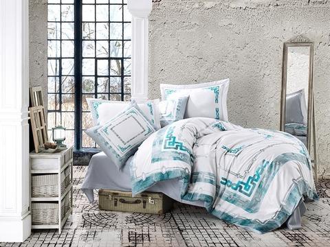 Комплект постельного белья DANTELA VITA Сатин Печатный 2 спальный ASIA