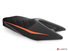 125 DUKE 17-19 R Rider Seat Cover