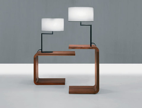 Table lamp Noon 1 by Zeitraum